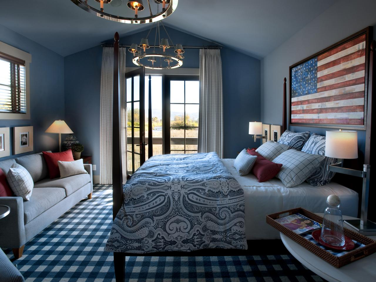 American Flag Wall Decors Homeowners