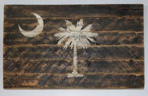 1.South Carolina Flag