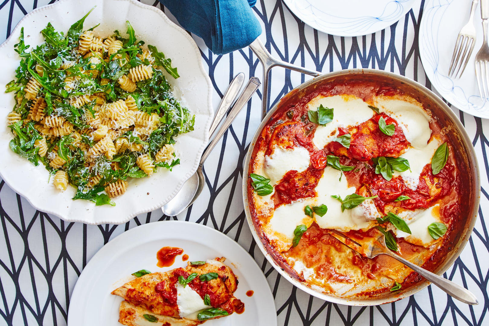 A Few Dishes for Every Palate