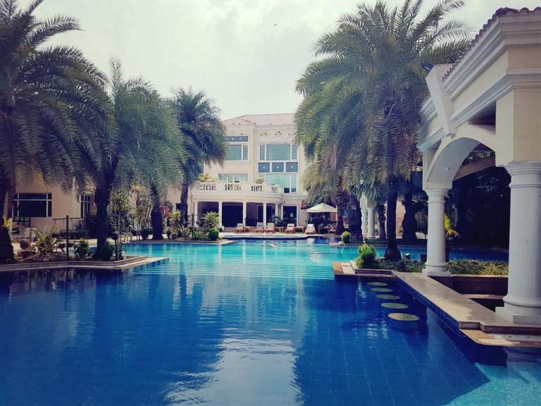 Palms Town