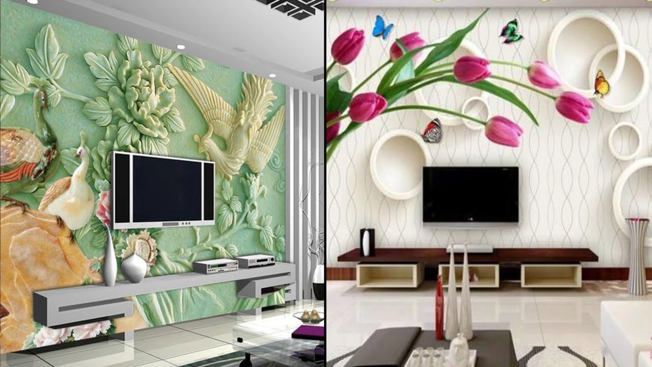 Beautiful 3d Wall Stickers for Living Room