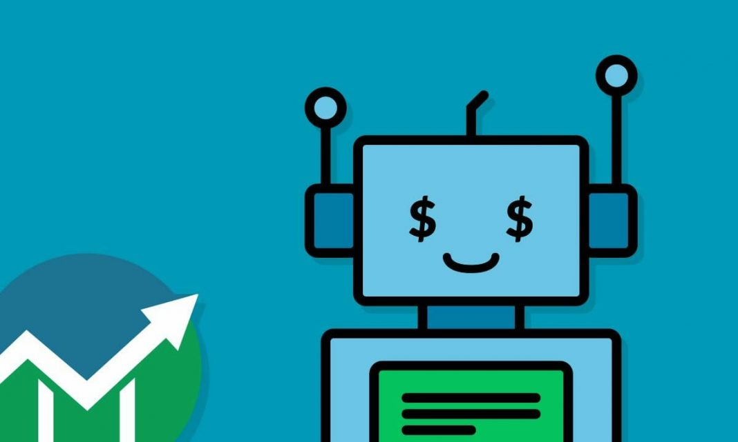 You should choose this option to Invest - Robo Advisor