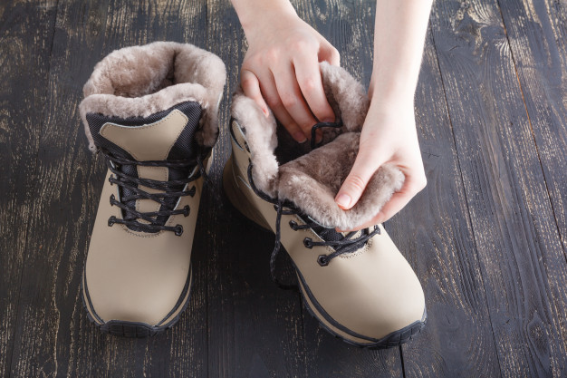 Health Benefits of Sheepskin Footwear